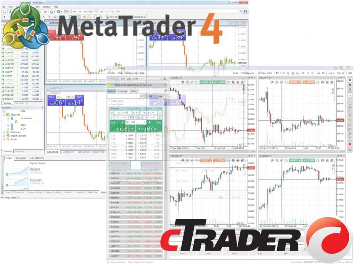 MT4 vs cTrader 2019 Comparison >> Which is Better for YOU?